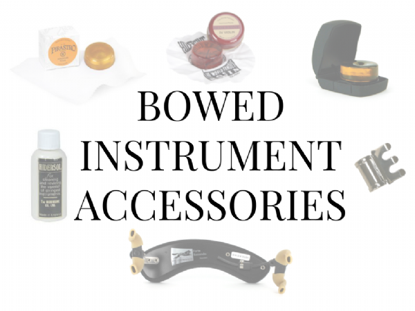 Bowed Instrument Accessories